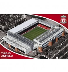 Liverpool FC Poster - Anfield