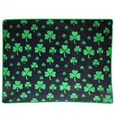 Shamrocks Fleece Blanket