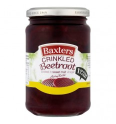 Baxters Crinkled Beetroot - 340g