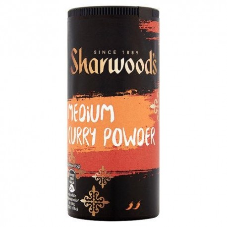 Sharwood's Medium Curry Powder - 102g