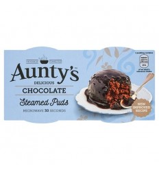 Aunty's Steamed Chocolate Pudding - 2x93g