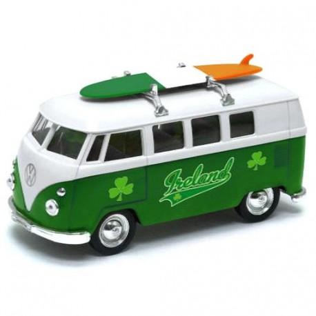 Diecast Irish Volkswagen Camper Van