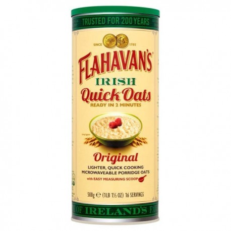 Flahavan's Irish Quick Oats - 500g
