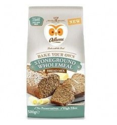 Odlums Stoneground Quick Brown Bread - 500g