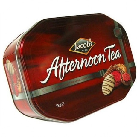 Jacobs Afternoon Tea Selection Tin