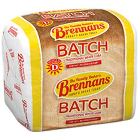 Brennans Batch Loaf (Frozen) - 800g