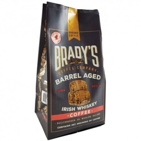 Brady's Irish Whiskey Coffee - 227g