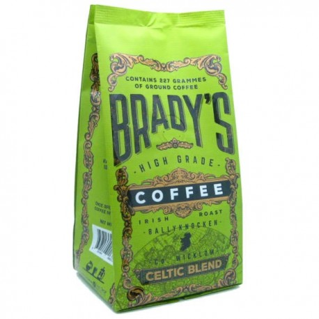 Brady's Celtic Blend Coffee - 227g