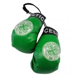 Glasgow Celtic FC Boxing Gloves Dangle