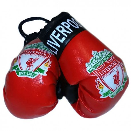 Liverpool FC Boxing Gloves Dangle