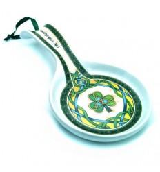 Irish Weave Spoon Rest