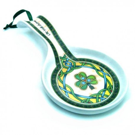 Irish Weave Spoon Rest
