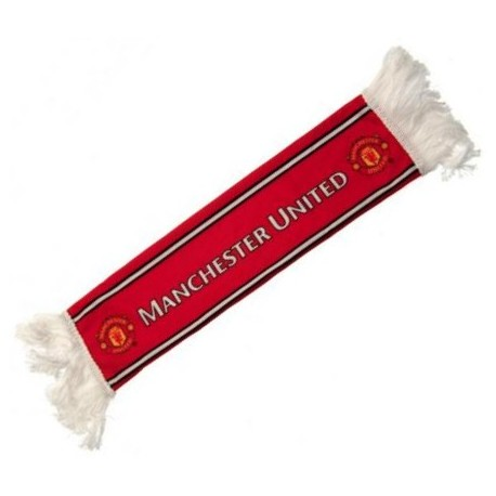 Manchester United FC Mini Car Scarf