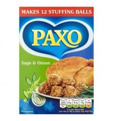Paxo Sage & Onion Stuffing - 170g