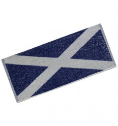 Scotland Saltire Flag Bar Towel