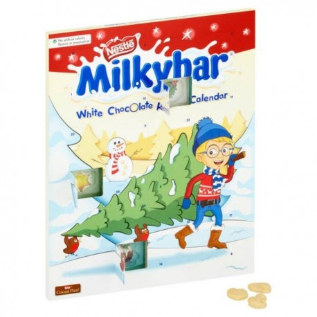 Nestle Milkybar Advent Calendar