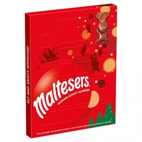 Mars Merryteaser Advent Calendar