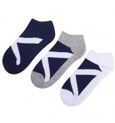 Scotland Saltire Ladies Trainer Socks