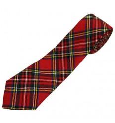 Tartan Traditions Royal Stewart Necktie