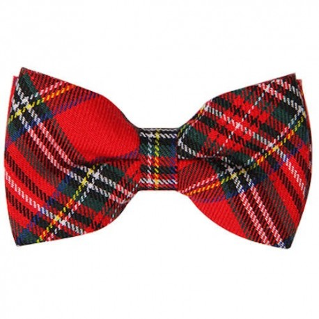 Tartan Traditions Royal Stewart Bow Tie