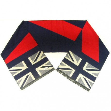 Heritage Traditions Union Jack Dress Scarf