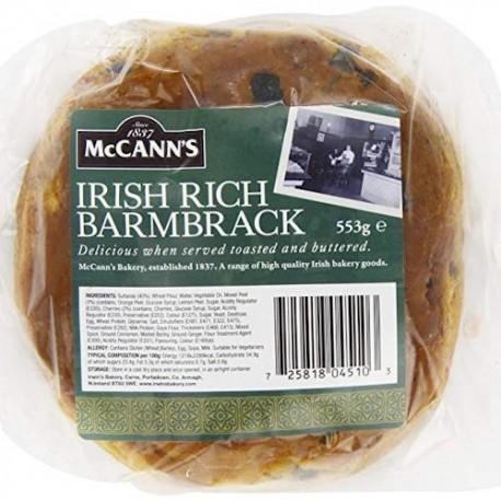 McCann's Irish Rich Barmbrack