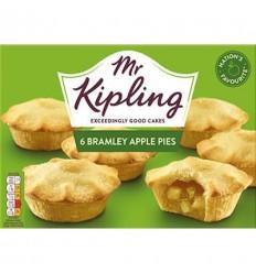 Mr Kipling Bramley Apple Pies (Frozen)