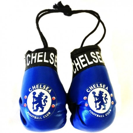 Chelsea FC Boxing Gloves Dangle