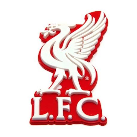 Liverpool FC 3D Rubber Fridge Magnet