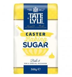 Tate & Lyle Caster Sugar - 500g