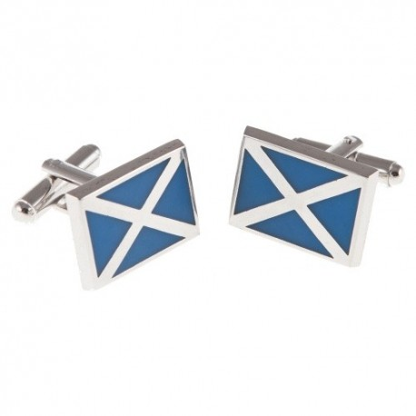 Scotland Flag Cufflinks
