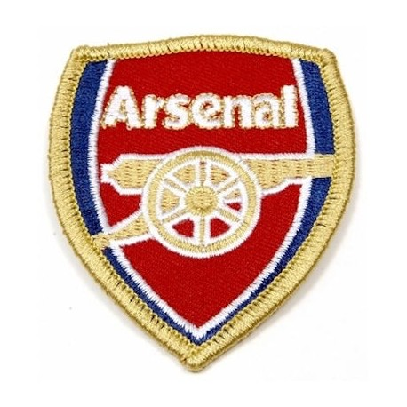 Arsenal FC Team Crest Patch