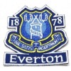 Everton FC Team Crest Patch