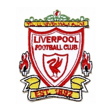 Liverpool FC Team Crest Patch