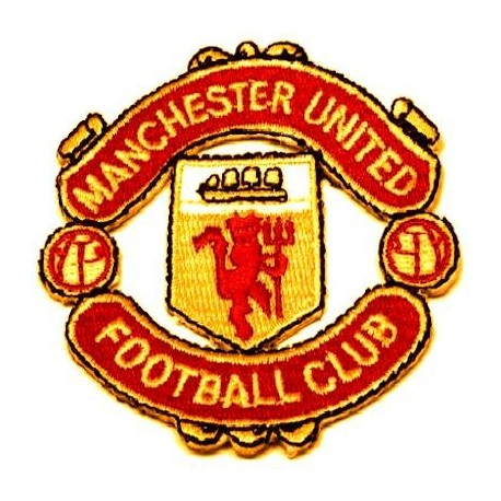 Manchester United FC Crest Patch
