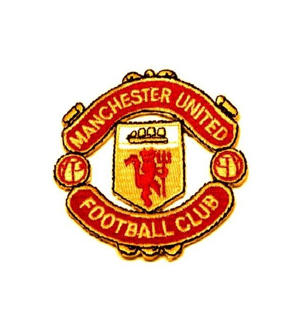 Manchester United Fc Crest Patch A Bit Of Home Canada