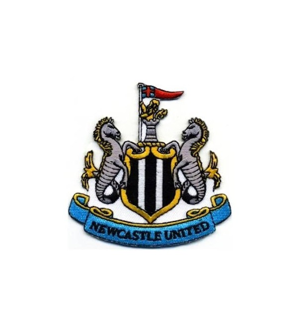 Newcastle United FC Crest Patch - A Bit of Home (Canada)