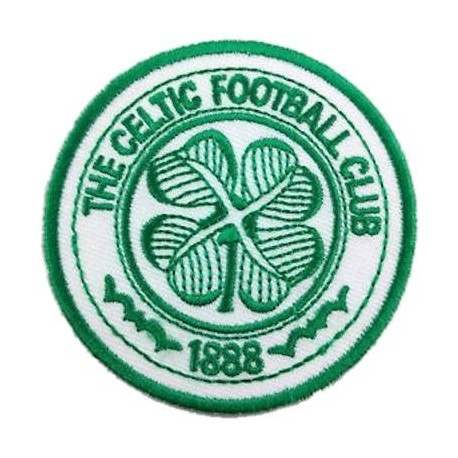 Glasgow Celtic FC Crest Patch