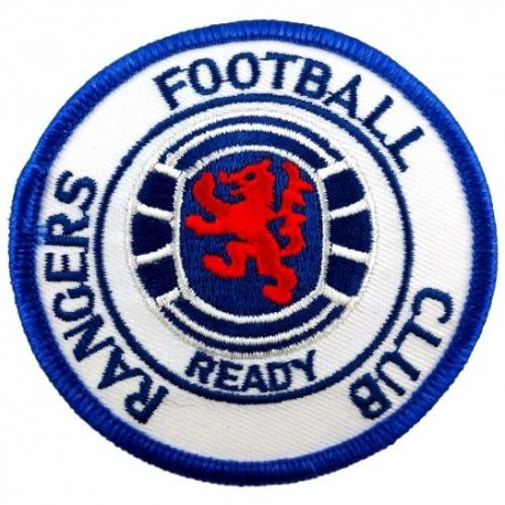 Glasgow Rangers FC Crest Patch