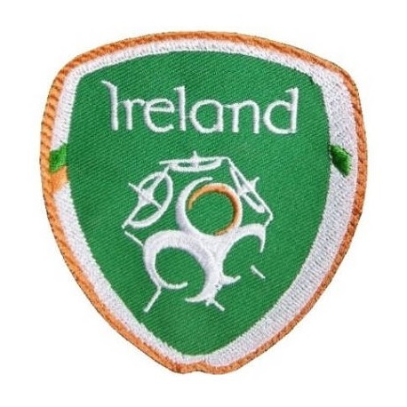 Ireland FAI Crest Patch