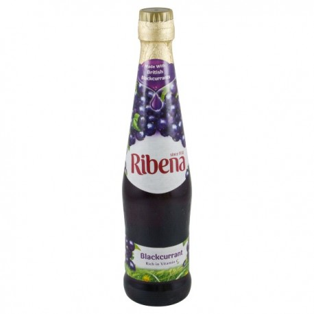 Ribena Blackcurrant Concentrate - 600ml (Pickup Only)