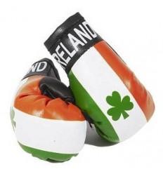 Ireland Boxing Gloves Dangle