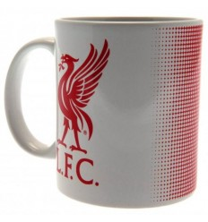 LIverpool FC Red Crest Mug