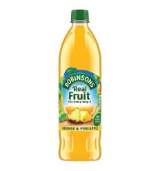 Robinsons NAS Orange & Pineapple Squash - 1L (Pickup Only)