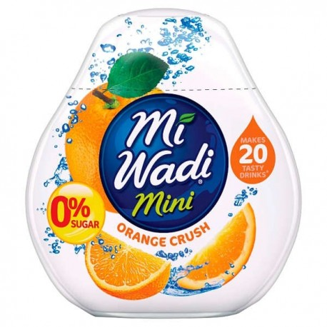 MiWadi NAS Mini Orange - 66ml