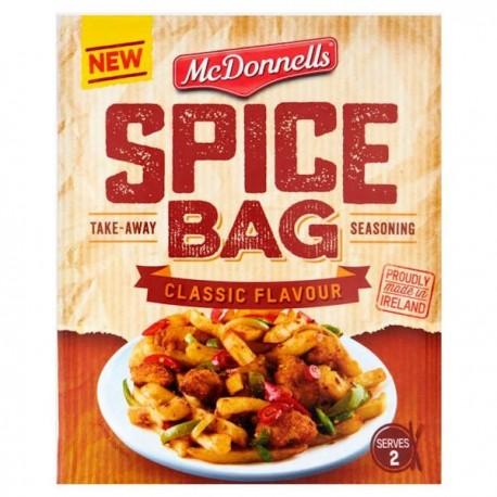 McDonnells Spice Bag Classic Flavour - 40g