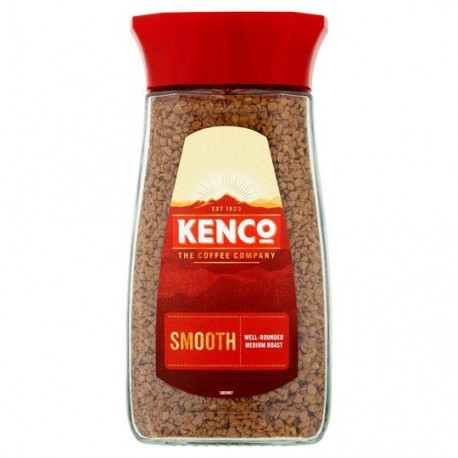 Kenco Smooth Instant Coffee - 200g