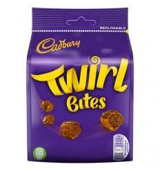 Cadbury Twirl Bites Treat Pouch - 95g