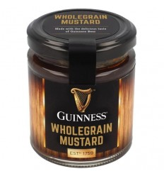 GUINNESS Wholegrain Mustard - 190g