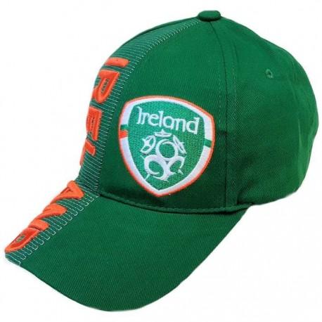 Ireland FAI 3D Baseball Cap